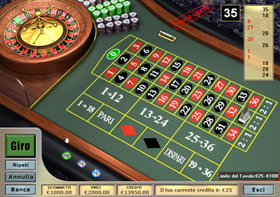 Trucchi per roulette europea what tf card slot